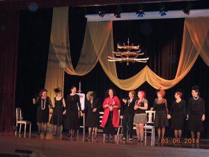 """Μεγάλη επιτυχία έχει η θεατρική παράσταση """"Τελετή"""" του Μάτεσι"""